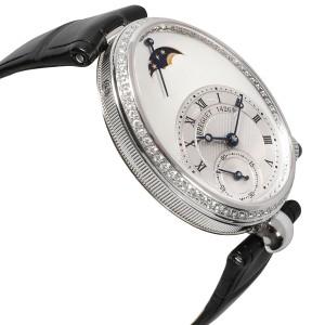 Breguet Queen of Naples 8908BB/52/964.D00D Women's Watch in 18kt White Gold