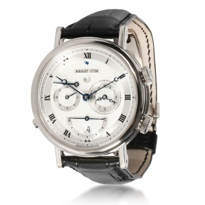 Breguet LeReveil du Tsar 5707BB/12/9V6 Men's Watch in 18kt White Gold