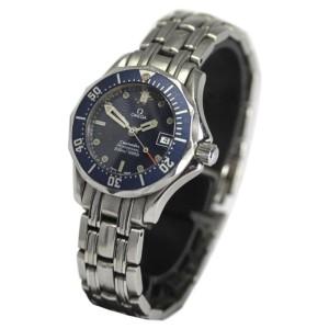 Omega Seamaster 300 Stainless Steel Quartz 28mm Women's Watch