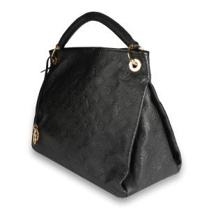 Louis Vuitton Black Monogram Empreinte Artsy MM