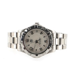 Tag Heuer Aquaracer 300M Quartz Watch Stainless Steel and Mother of Pearl 32