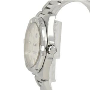 TAG HEUER Aquaracer WAY1111 White Dial Stainless Steel Quartz Men's Watch