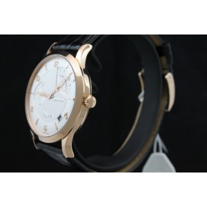 Zenith 17.1125.655/01 Elite Handwound Rose Gold Watch