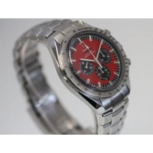 Omega Speedmaster 3506.61.00 Schumacher The Legend 35066100 Red and Black Mens Watch