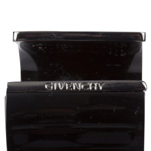 Givenchy Massive Heart Swarovski Crystal Runway Cuff Bracelet