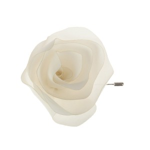 Phillip Lim Silk Flower Pin