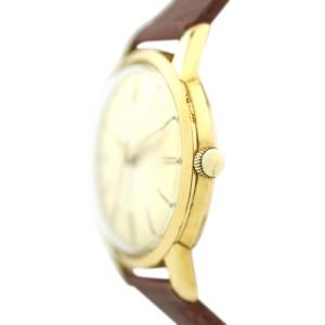 Elgin Vintage 34mm Mens Watch