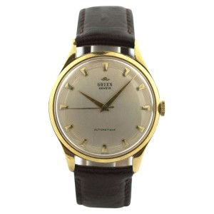 Gruen Geneve Vintage 35mm Mens Watch