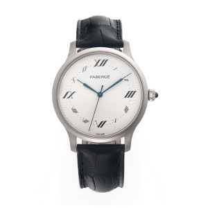 Alexei White Gold 112WA193/6 40mm Mens Watch