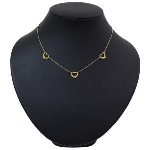 Tiffany & Co. Peretti 18K Yellow Gold Necklace