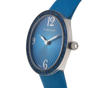 Anastasia Blue 113WA1121/6 25mm x 29mm Womens Watch