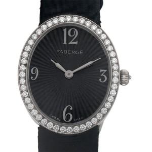 Anastasia Diamond and Grey Dial 113WA276/2 25mm x 29mm Womens Watch