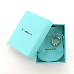 Tiffany & Co. Tiffany T1 Ring 18K Yellow Gold Wide 6 - 52