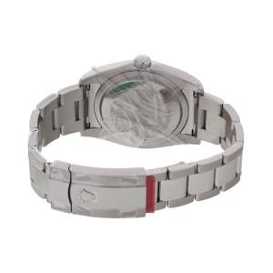 Rolex Datejust 116200 blso Stainless Steel Automatic Men's Watch