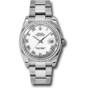 Rolex Datejust 116244 WRO 36mm Watches