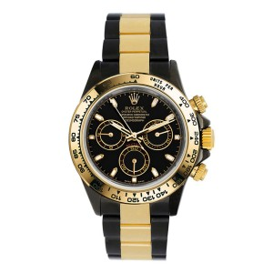 Rolex Rolex Daytona 116503 DLC-PVD Black Dial 40mm 116503