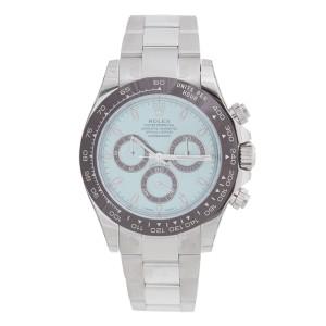 Rolex Daytona 116506 Perpetual Cosmograph Dayonta Platinum 40mm Watch
