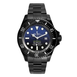 Rolex Deep Sea Blue 116660D DLC-PVD