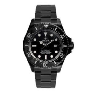 Rolex Deep Sea 116660 DLC-PVD