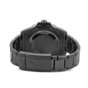 Rolex GMT Master II 116710 Blue DLC-PVD