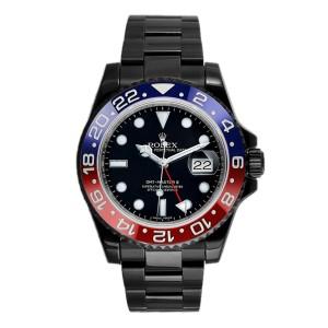 Rolex GMT Master II 116710 Ceramic Pepsi DLC-PVD