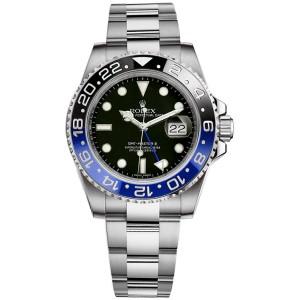 Rolex GMT-Master II Custom Ceramic Blue/Black 116710