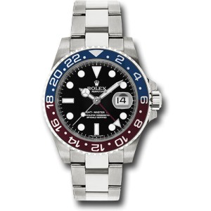 Rolex GMT-Master II 116719BLSO 40mm Men's Watch