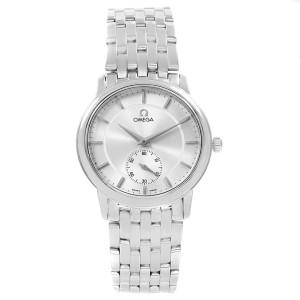Omega DeVille 4820.31.01 34mm Mens Watch