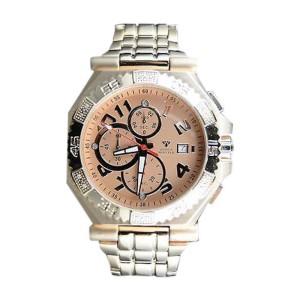 Aqua Master Joe Rodeo Rose Swiss Movement Diamond Watch