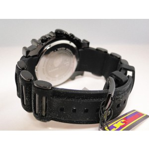 Jojino/Joe Rodeo Mj-1131A Aqua Master Diamond Rubber Band Mens Watch
