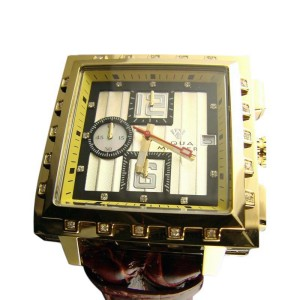 Aqua Master Jojo Joe Rodeo Kc 16-3 Real Diamond Watch