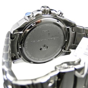 Aqua Master Jojo Joe Rodeo  W 336 Real Black Diamond 43 MM 1.5 Ct Watch