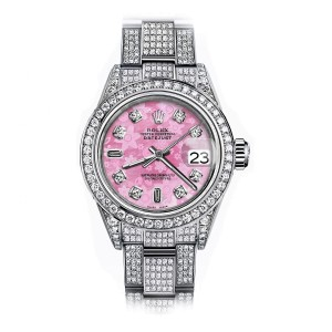 Rolex Datejust Oyster 26mm Womens Watch