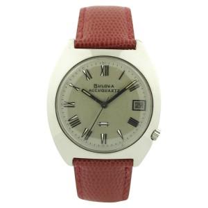 Bulova Accutron J776956 Vintage 36mm Unisex Watch