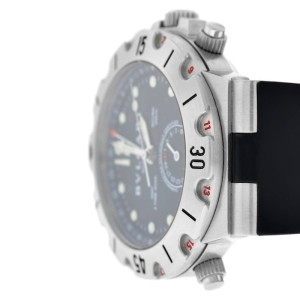 Bulgari Diagono Pro Acqua Scuba SD38S GMT 3 Time Zone Automatic Watch