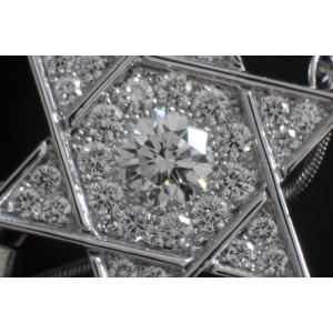 Ben Dannie Platinum Diamond Pendant - Custom Made