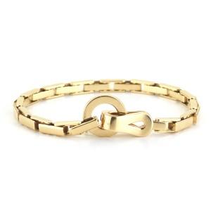 Cartier Agrafe Bracelet In 18KY