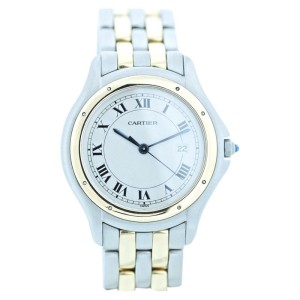 Cartier Panthere Cougar 118 000 R 33mm Womens Watch