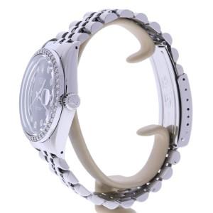 Rolex Date 1500 Vintage 34mm Womens Watch