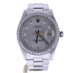 Rolex Date 6694 Vintage 34mm Mens Watch
