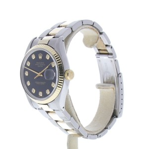 Rolex Date 1500 Vintage 34mm Womens Watch