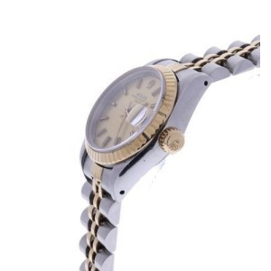 Rolex Date 69173 Vintage 26mm Womens Watch