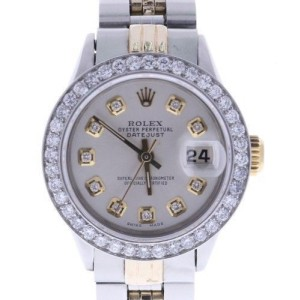 Rolex Datejust 6517 Vintage 26mm Womens Watch