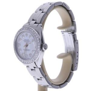 Rolex Date 6517 Vintage 26mm Womens Watch