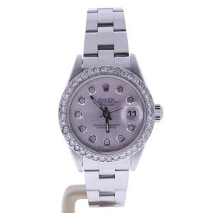 Rolex Datejust 79160 26mm Womens Watch