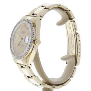 Rolex Date 1503 Vintage 34mm Mens Watch
