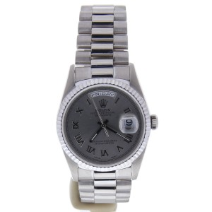 Rolex Day-Date 18239 36mm Mens Watch