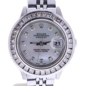Rolex Datejust 69180 26mm Womens Watch