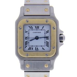 Cartier Santos 1170902 24mm Womens Watch