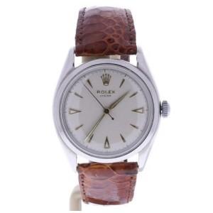 Rolex Oyster 6022 Vintage 34mm Mens Watch